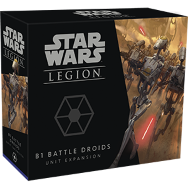 Star Wars Legion Battle Droids Unit Expansion