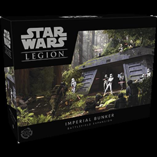 Star Wars Legion Imperial Bunker Battlefield Expansion