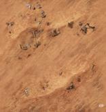 Star Wars Legion Jakku Gamemat
