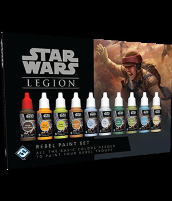 Star Wars Legion Rebel Paint Set