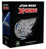 Star Wars X-Wing 2nd Edition Landos Millennium Falcon Expansion Pack