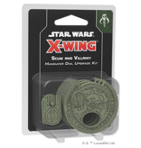 Star Wars X-Wing 2nd Edition Scum and Villainy Maneuver Dial Upgrade Kit