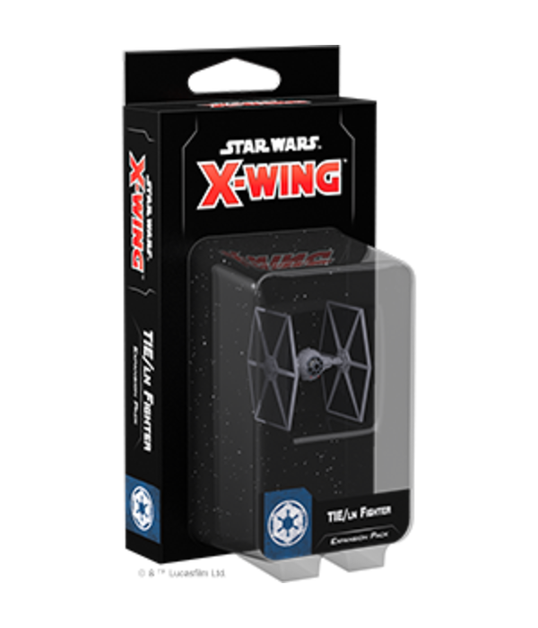 Star Wars X-Wing 2nd Edition TIE / LN Fighter Expansion Pack
