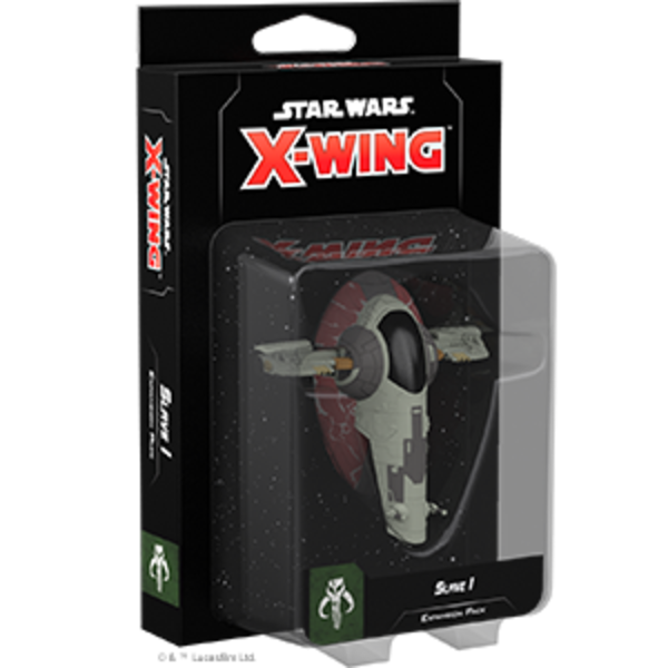 Star Wars X-Wing 2nd Edition Slave 1 Expansion Pack