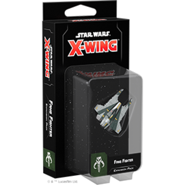 Star Wars X-Wing 2nd Edition Fang Fighter Expansion Pack