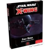 Star Wars X-Wing 2nd Edition First Order Conversion Kit