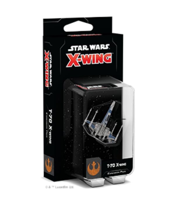 Star Wars X-Wing 2nd Edition T-70 X-Wing Expansion Pack