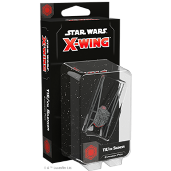 Star Wars X-Wing 2nd Edition TIE / vn Silencer