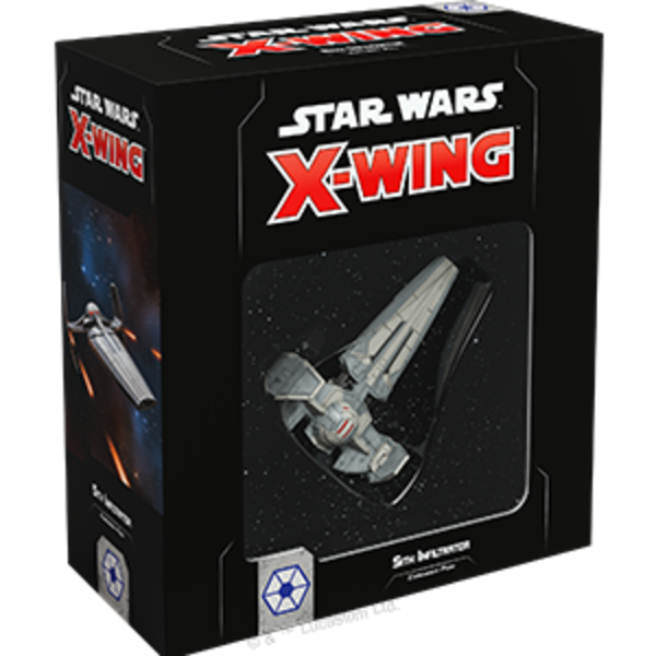Star Wars X-Wing 2nd Edition Sith Infiltrator Expansion Pack