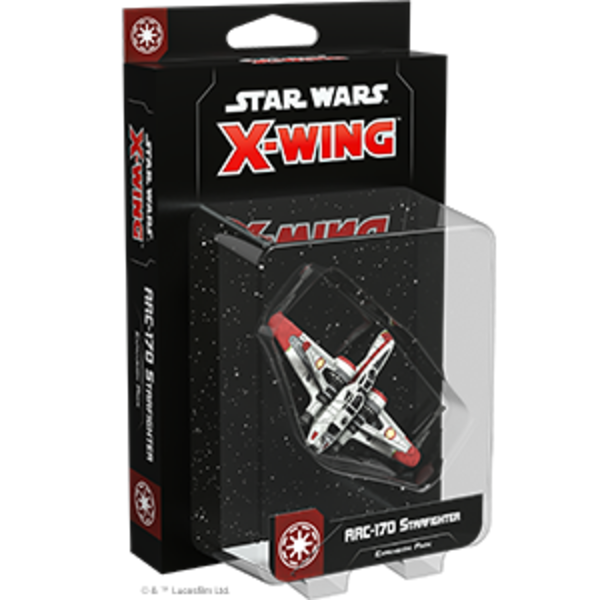 Star Wars X-Wing 2nd Edition ARC-170 Starfighter Expansion Pack