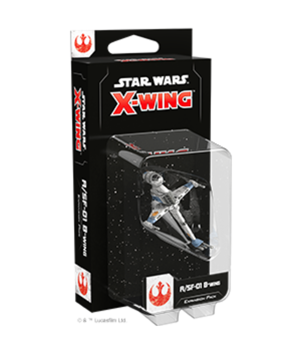 Star Wars X-Wing 2nd Edition A / SF-01 B-Wing