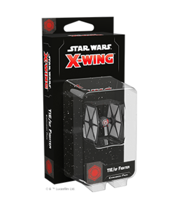 Star Wars X-Wing 2nd Edition TIE / sf Fighter