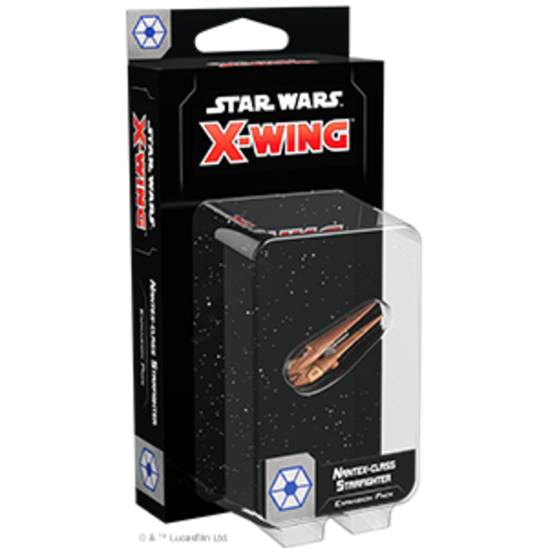 Star Wars X-Wing 2nd Edition Nantex-class Starfighter Expansion Pack