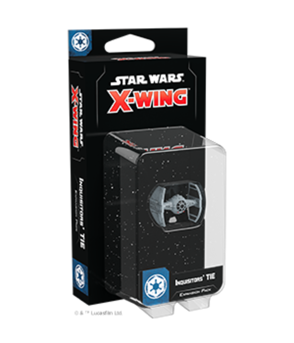 Star Wars X-Wing 2nd Edition Inquisitors TIE Expansion Pack