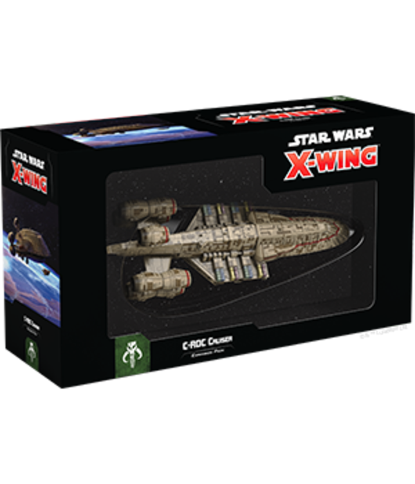 Star Wars X-Wing 2nd Edition C-ROC Cruiser Expansion Pack