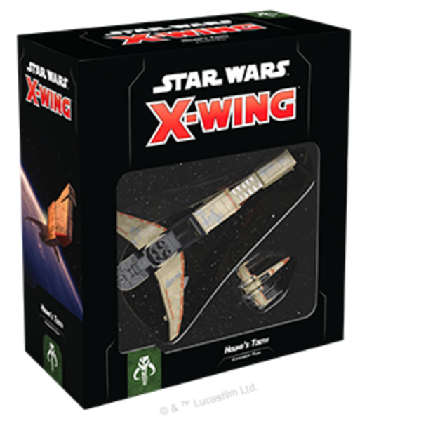 Star Wars X-Wing 2nd Edition Hounds Tooth Expansion Pack