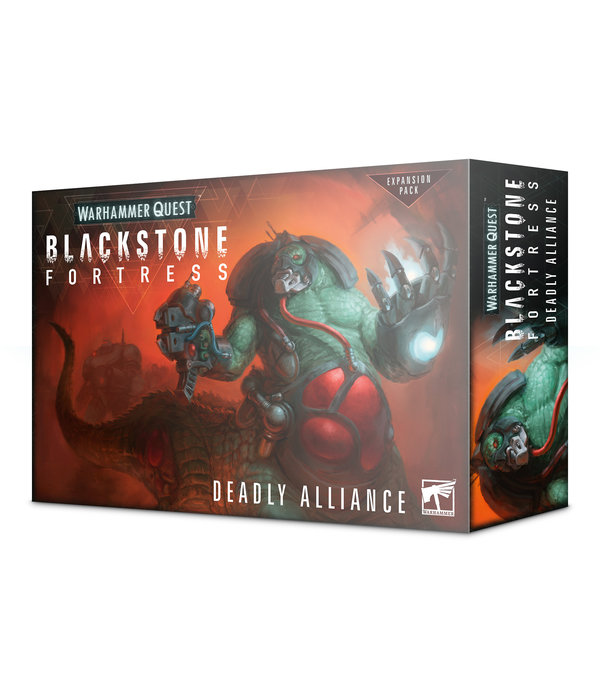 BLACK STONE FORTRESS DEADLY ALLIANCE