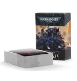 WARHAMMER 40K OPEN WAR CARDS 9TH ED