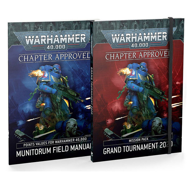 WARHAMMER 40K 9th Ed CHAPTER APPROVED / GRAND TOURNAMENT 2020