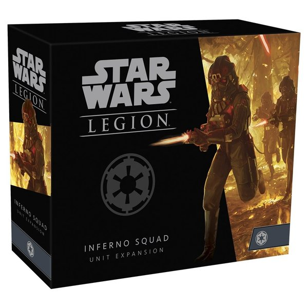 Star Wars Legion Inferno Squad Unit Expansion
