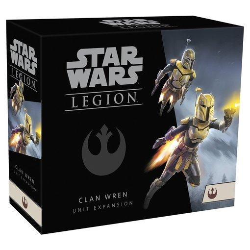 Star Wars Legion Clan Wren Unit Expansion