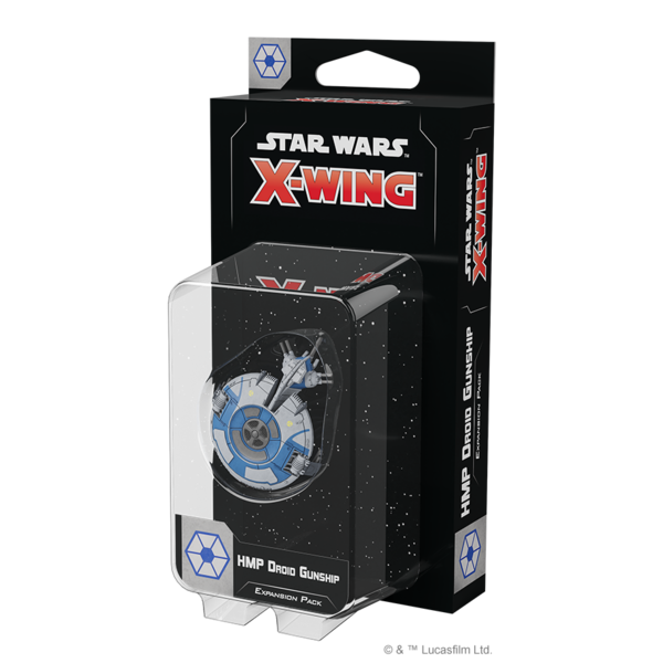 Star Wars X-Wing 2nd Edition HMP Droid Gunship