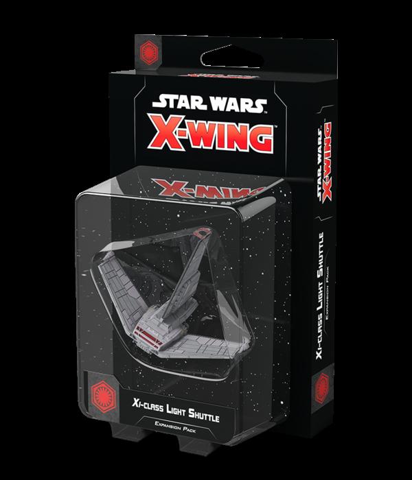 Star Wars X-Wing 2nd Edition Xi-class Light Shuttle