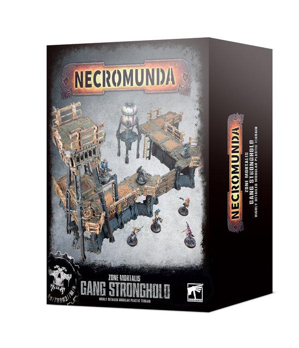 NECROMUNDA GANG STRONGHOLD (ADD $2 S&H)