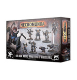NECROMUNDA ORLOCK ARMS MASTERS AND WRECKERS