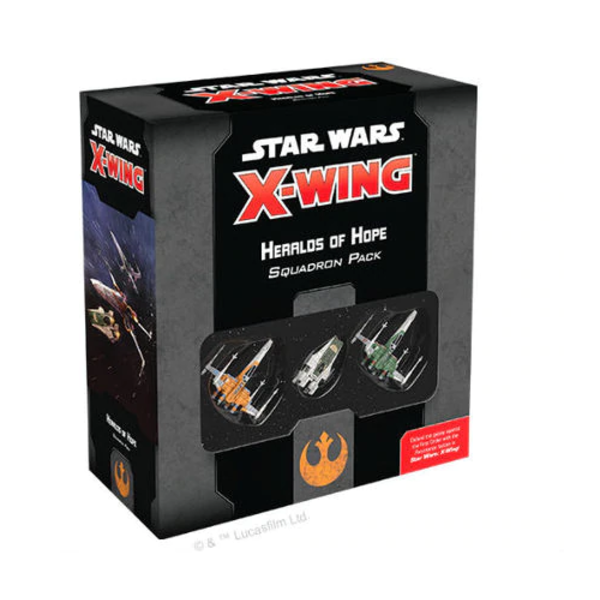 Star Wars X-Wing 2E Heralds of Hope