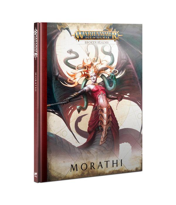 BROKEN REALMS MORATHI CAMPAIGN BOOK
