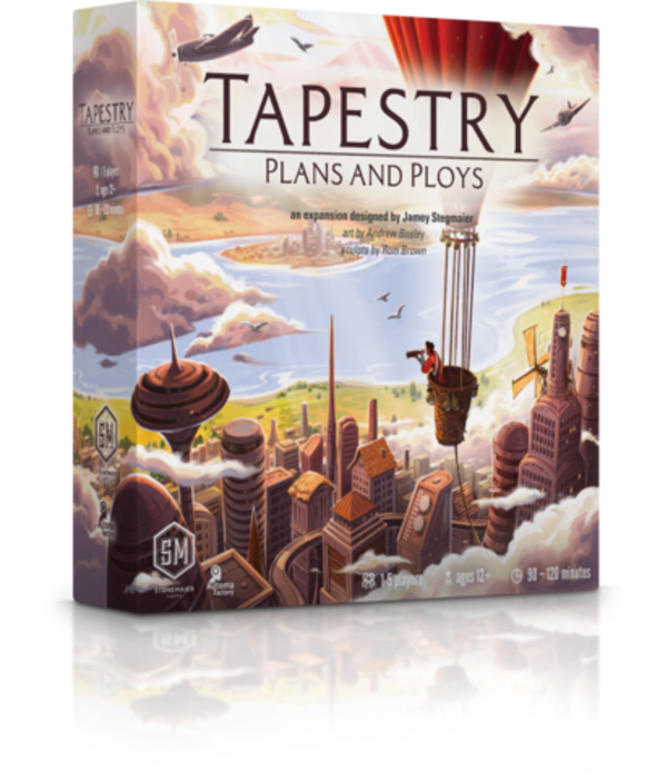 Tapestry Plans and Ploys