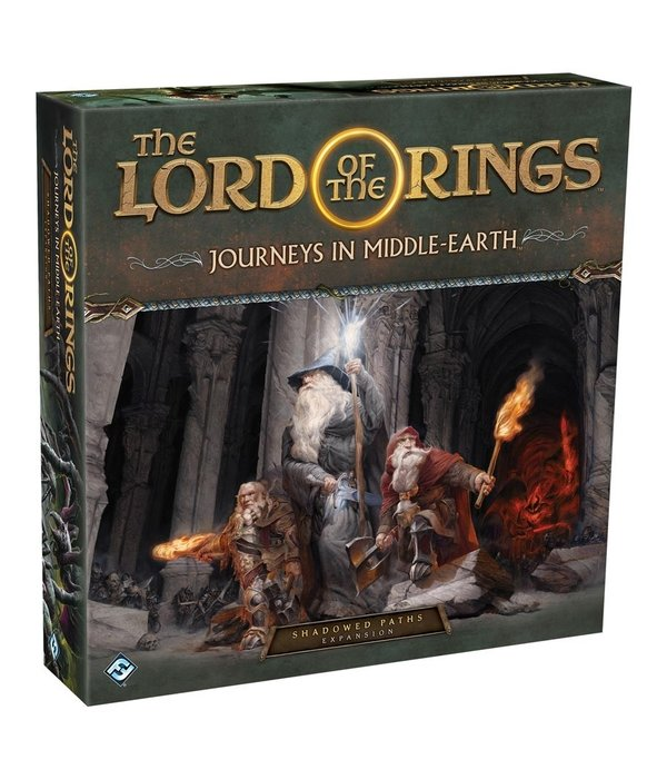 The Lord of the Rings Shadowed Paths Expansion