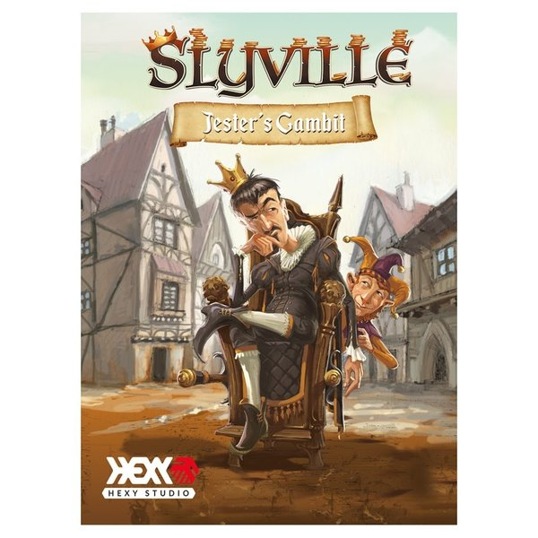 Slyville Jesters Gambit