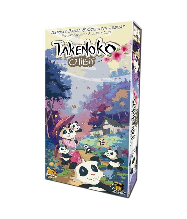 TAKENOKO EXPANSION CHIBIS