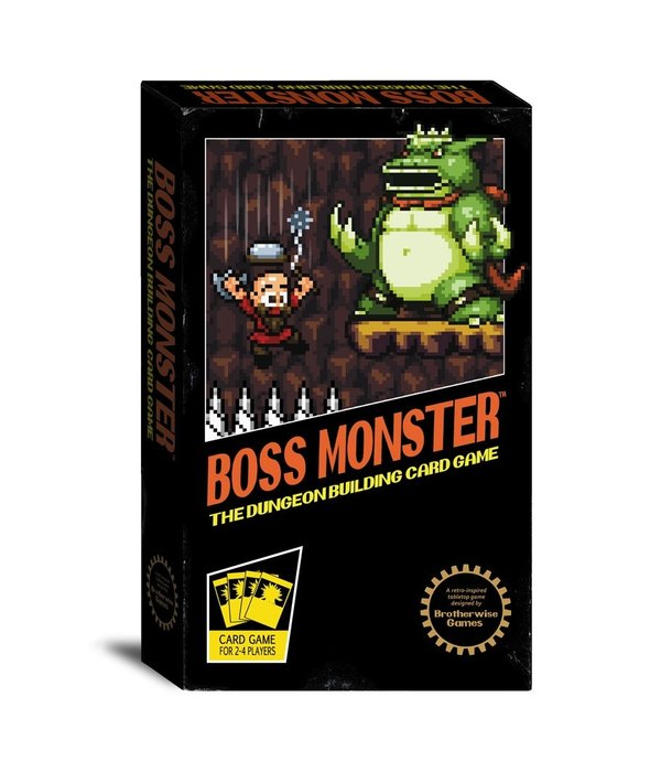 BOSS MONSTER Dungeon Building Card Game