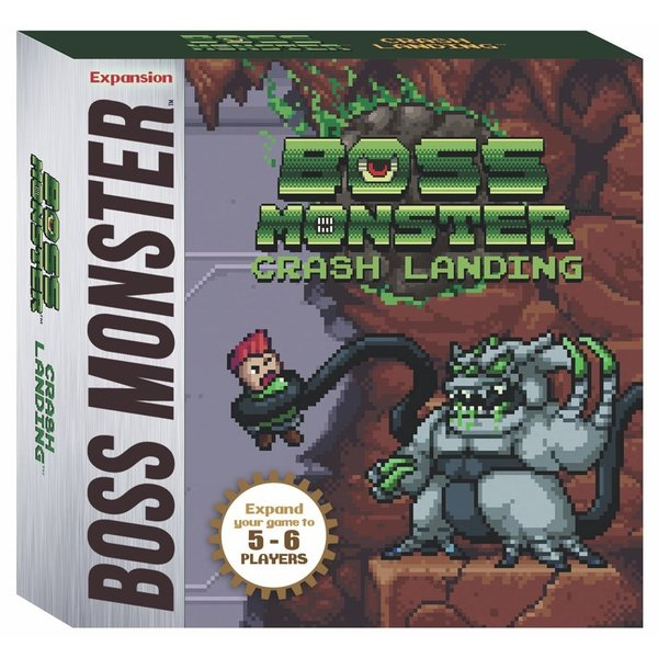 BOSS MONSTER EXPANSION CRASH LANDING EXPANSION
