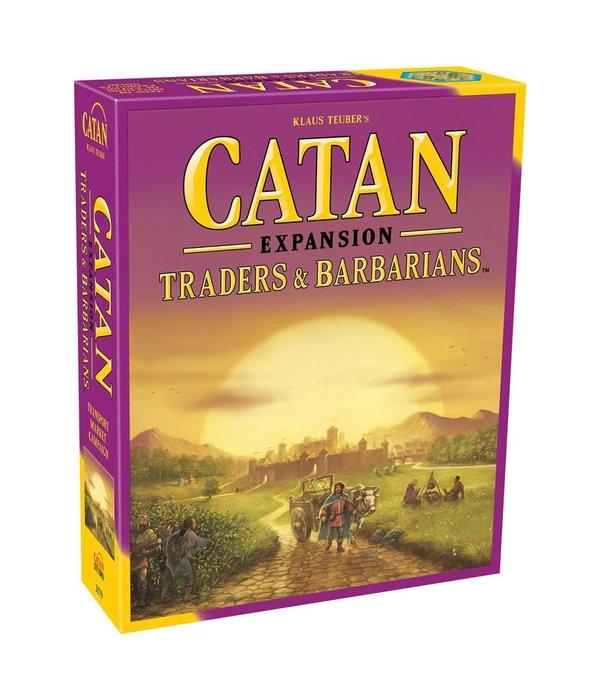 CATAN Traders and Barbarians