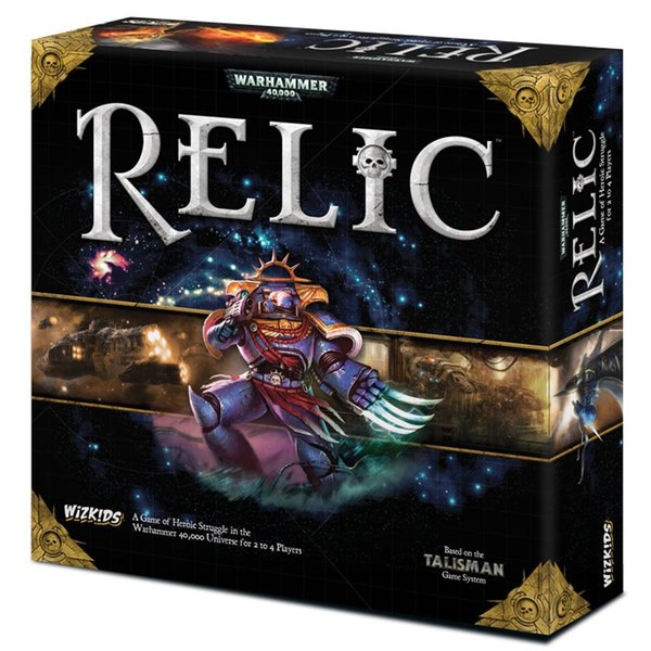 Warhammer 40K RELIC BOARD GAME
