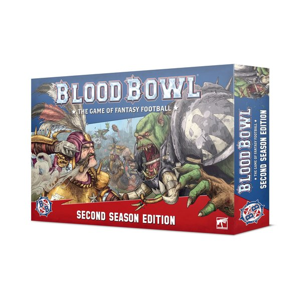 BLOOD BOWL 2020 SECOND SEASON EDITION (Additional $2 S&H Fee Applies)