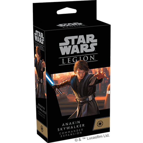 Star Wars Legion Anakin Skywalker Commander
