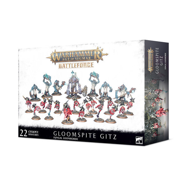 GLOOMSPITE GITZ FUNGAL LOONHORDE 2020 READY TO SHIP