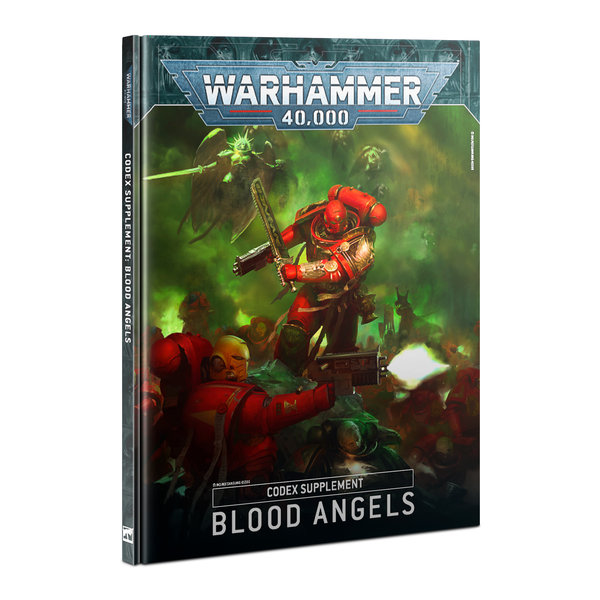 CODEX BLOOD ANGELS 2020