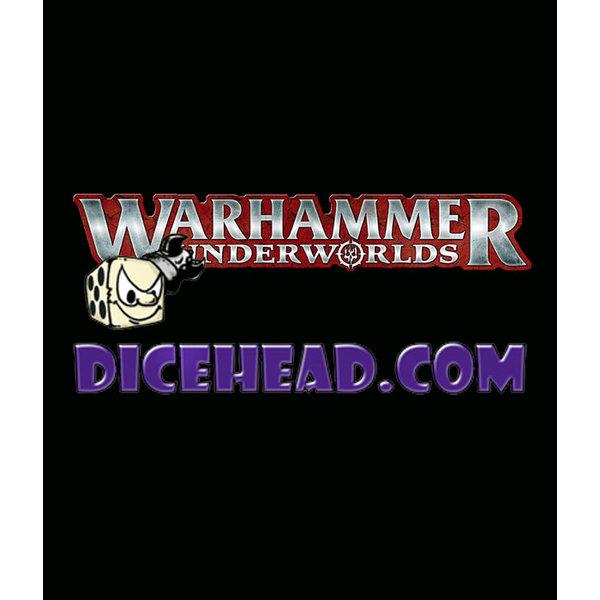 WARHAMMER UNDERWORLDS GRAND ALLIANCE CHAOS DICE PACK