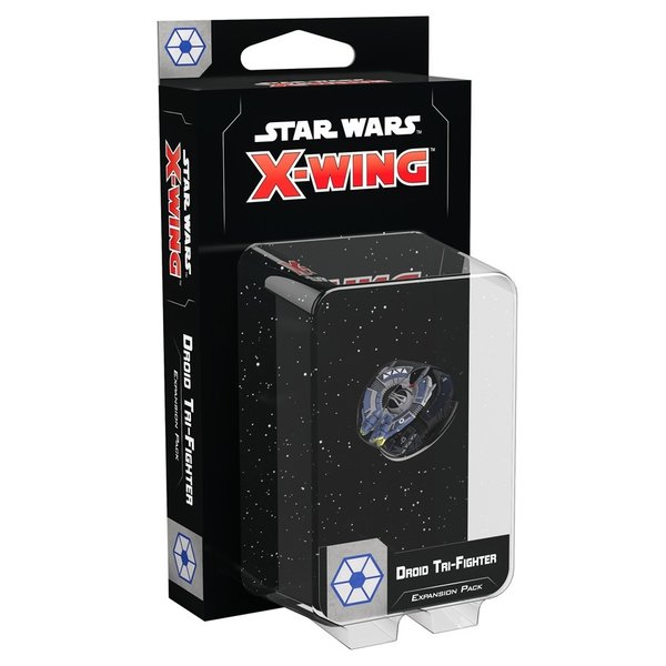 Star Wars X-Wing 2nd Edition Droid Tri-Fighter Pack