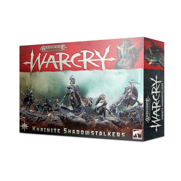 WARCRY KHAINITE SHADOWSTALKERS