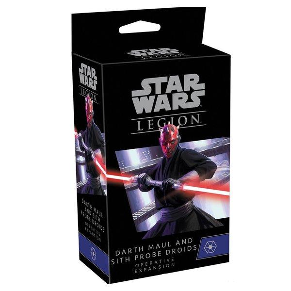Star Wars Legion Darth Maul & Sith Probe Droids