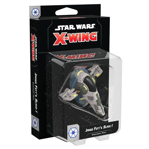 Star Wars X-Wing 2nd Edition Jango Fetts Slave I Pack