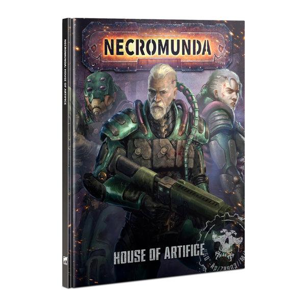 NECROMUNDA HOUSE OF ARTIFICE SPECIAL ORDER