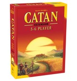 SETTLERS OF CATAN  5 AND 6 PLAYER EXPANSION